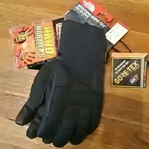183a251a4 North Face Montana Gore TeX SG gloves XL NWT